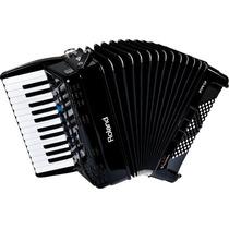 Acordeon Roland Fr 1 X Bk V-accordion
