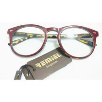 Armacao Promocao Oculos Grau Feminino Moda Vintage Flexivel
