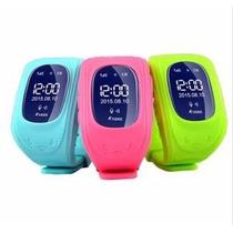Reloj Con Gps Para Niños Q50