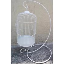 Lindas Jaulas Para Aves Con Su Base Incluye Regalo ¡¡¡