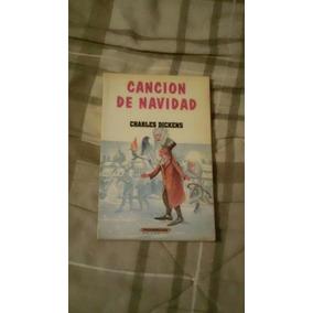 Libro Canción De Navidad, Charles Dickens (envío Gratis).