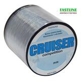 Linha Monofilamento Fastline Cruiser 500m Várias Bitolas