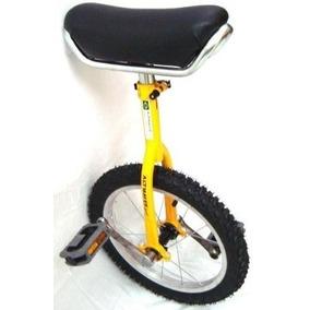 Monociclo Marabares Mirim Aro 16 - Verde Limão E Preto