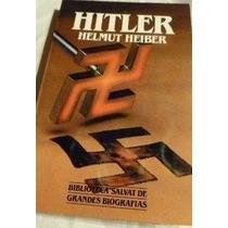 Livro Hitler Helmut Heiber