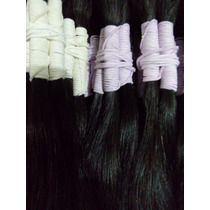 Cabelo Natural Humano - Alongamento/mega Hair - 200gr 55cm