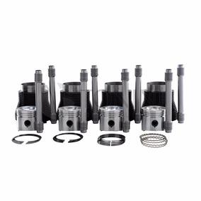 Kit Motor Vw Kombi 1.6l 8v Ie Inj Ar Gas 98/05 Plus Boxer