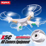Drone Quadcoptero Syma X5c Con Camara Hd Ph Ventas