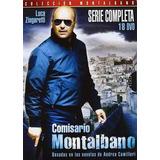 Comisario Montalbano Completa 11tem +joven Montalbano 42 Dvd