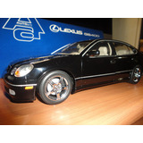 Lexus Gs400 Black Autoart 1/18