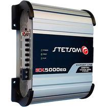 Módulo Amplificador Stetsom Ex-5000 Eq Até 5500w Rms + Frete