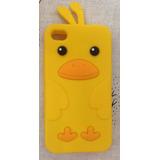 Forro Protector En Latex De Pato Para Iphone 4s