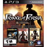 Prince Of Persia Trilogy Ps3 Lgames