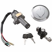 Chave De Ignição (kit) Honda Cbx200 Strada - Magnetron