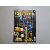 Revista Homem-aranha Nº 6 Junho 2002 Millennium