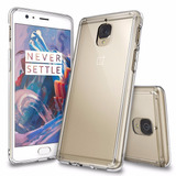 Case Ringke Fusion Funda Oneplus 3 / 3t Three One Plus +mica