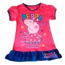 Vestidos De Niñas Pepa,sofia Minnie De Algodon