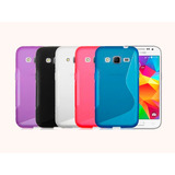 Capa Tpu S-type Samsung Galaxy Win 2 Duos Tv - G360