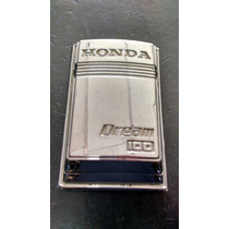 Emblema Frontal Honda Dream Original Usada Com Parafusos Fix