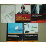 Combo Libros De Programación Android