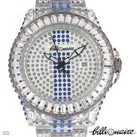 Reloj Original Billionaire Con Cristales Caballero 02212880