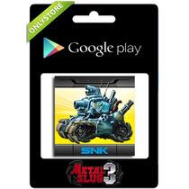 Metal Slug 3 - Aplicaciones Juegos Temas Android Googleplay