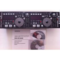 Controlador Denon Dnhc 4500