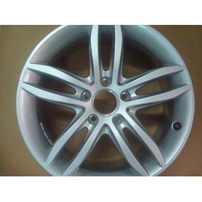 Roda Mercedes C180 C200 Aro 17 Tala 7,5 Dianteira Original