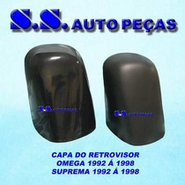 Capa Retrovisor Omega Suprema 1992 93 94 95 96 97 98 Metagal