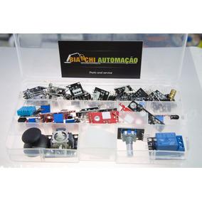 Kit Complementar Sensores Arduino, Pic