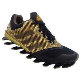 Tênis adidas Springblade Drive Gold Dourado Frete Grátis