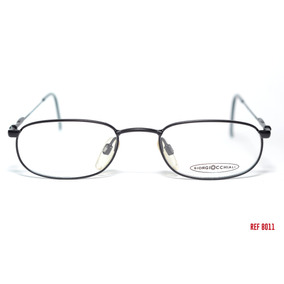 Armações Para Óculos De Grau - Giorgio Occhiali - 8011 · R  89 90 bd6a189040