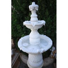 Chafariz 2 Pratos Fonte De Água Para Casa E Jardim - Fpr085