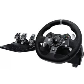 Volante Joystick Logitech G920 Driving Force Xbox One / Pc