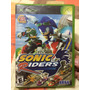 Sonic Riders. Original Xbox