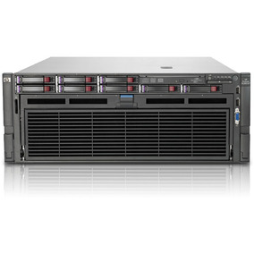 Servidor Hp Proliant Dl580 G7 2x Xeon X7560 (8-core) 64gb