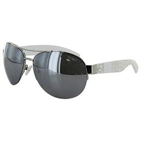 Lentes Gafas De Sol Guess Gf0288 Mujer64mm Original Uv Plata