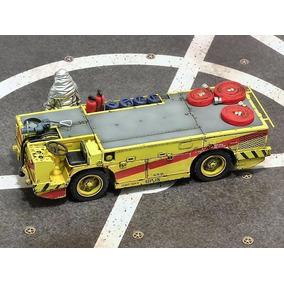 1/48 Kit Camión Bombero Portaaviones (us Navy Fire Tractor)
