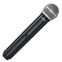 Microfono Shure Transmisor Sin Receptor Blx2/pg58 Nuevo Msi!