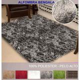 Alfombra Shaggy Bengala - Pelo Alto S/. 368.00