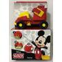 Patines Minnie, Mickey Extensibles De Cuatro Ruedas