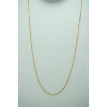 Corrente Singapura 45cm Ouro 18k - 750
