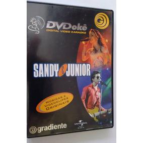 Dvd Oke Sandy E Junior