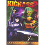 Dvd - Kick-ass 2 - Especial Edition - Dublado - Lacrado