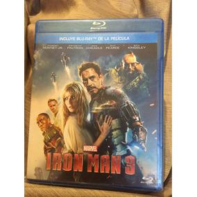 Iron Man 3 Marvel Fase 2 Nueva Y Sellada Avengers