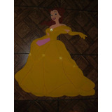 La Bella Y La Bestia Disney Figuras En Foami