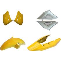 Carenagem Kit Completo Cbx 250 Twister Amarelo 2007/2008