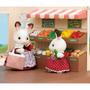 Internacional Juguetes Calico Critters Supermercado