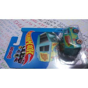 Hot Wheels The Mistery Machine Scobby Do Máquina M Lyly Toys