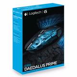 Remate! Mouse Logitech G302 / Daedalus Prime / 4000 Dpi / Óp