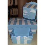 Caja Pañalera,caja Y Organizador .envios A Todo El Pais